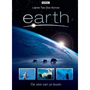 Earth 2 dvd set limited