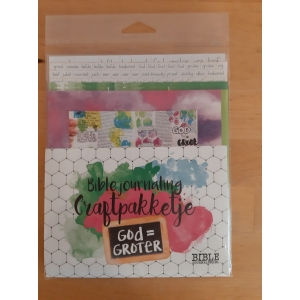 Craftpakketje God = Groter